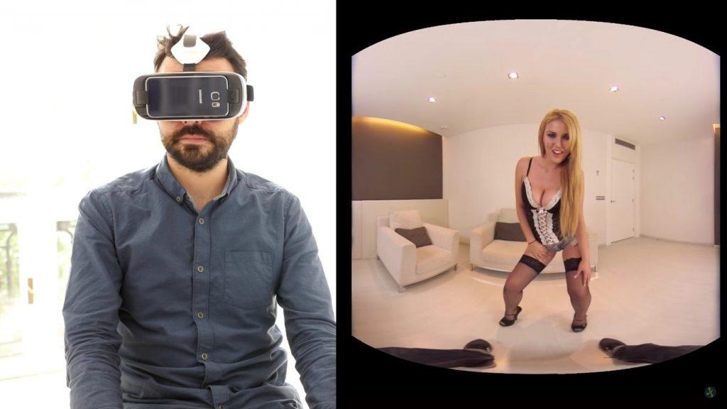 porno en la realidad virtual