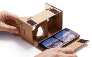 realidad virtual gafas y cascos